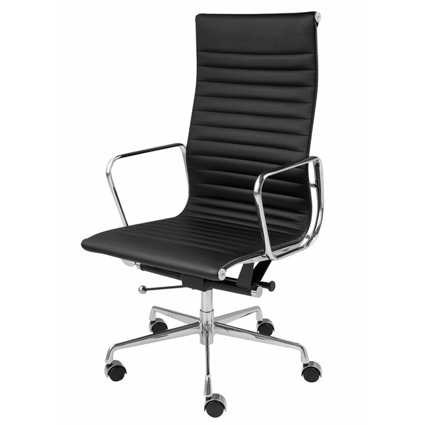Laticia High-Back Executive Chair by Orren Ellis