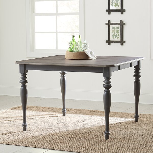 Bridgeview Counter Height Extendable Dining Table By Beachcrest Home