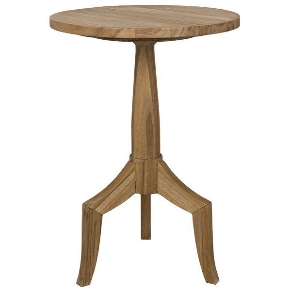 Atomic Teak End Table by Noir