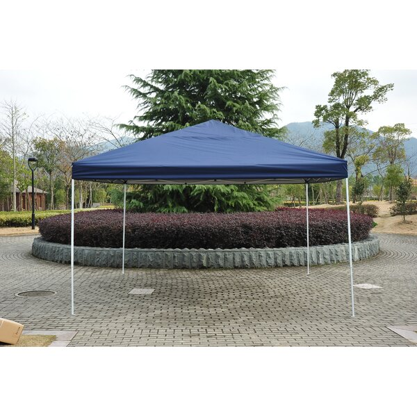 13 Ft. W x 13 Ft. D Pop-Up Canopy by Outsunny