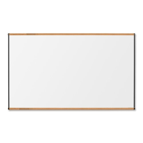 Wall Mounted Magnetic Whiteboard by Lorell