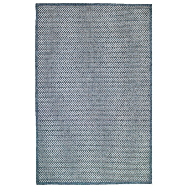 Greyson Blue Indoor/Outdoor Area Rug by Charlton Home