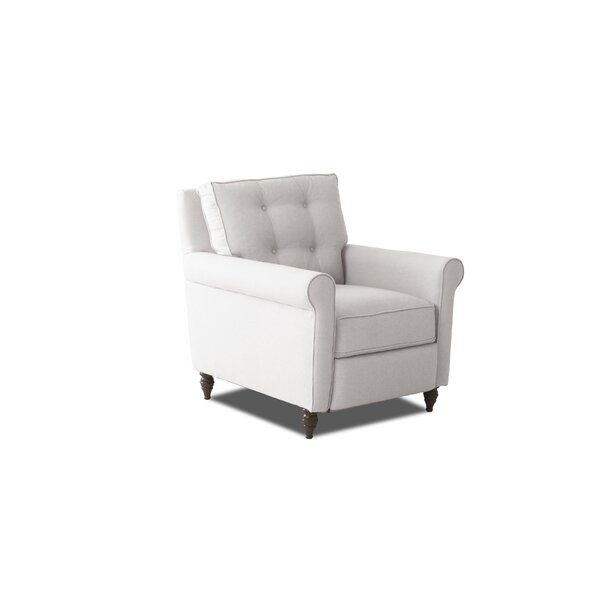 Allen Power Hybrid Recliner by Wayfair Custom Upholstery™