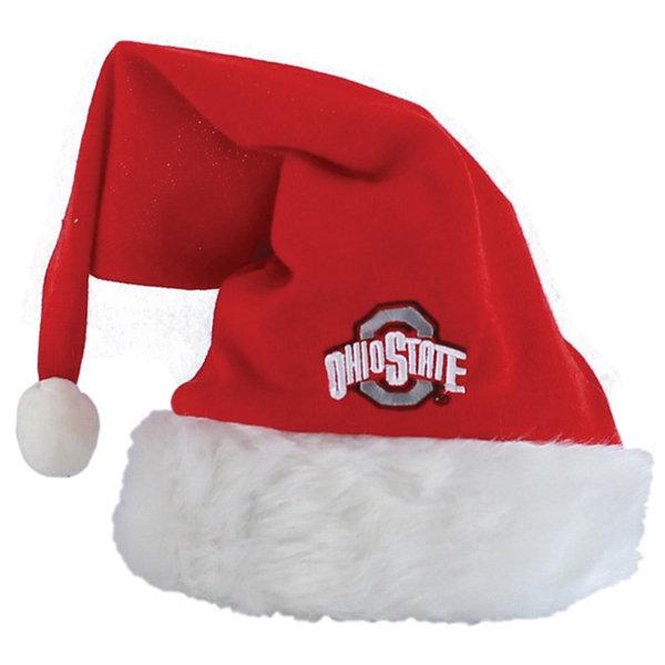 Ohio State Santa Hat by Santa's Workshop