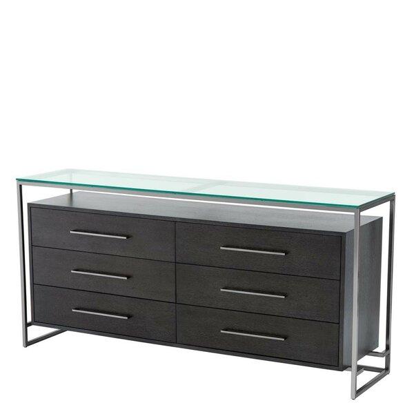 Durand 6 Drawer Double Dresser by Eichholtz