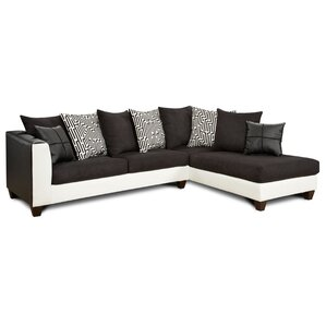 Bates Sectional  sc 1 st  AllModern : black sofa sectional - Sectionals, Sofas & Couches