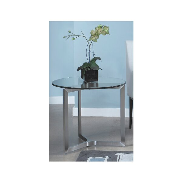 Adrienne Collection End Table by Allan Copley Designs