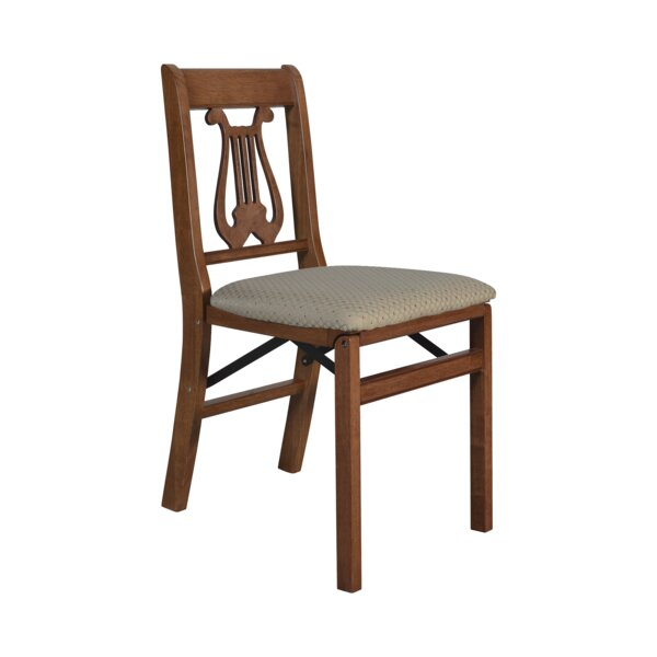Side Upholstered Dining Chair (Set of 2) by Stakmore Company, Inc.