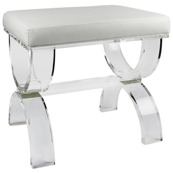 Urban Modern Upholstered Bench by Wildon Home Wildon Home®