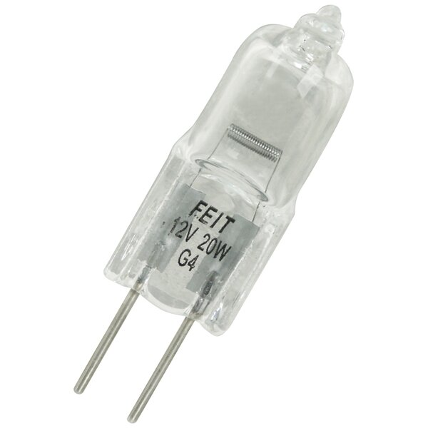 20W 12-Volt Halogen Light Bulb by FeitElectric