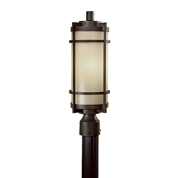 Mirador Outdoor 1-Light Lantern Head by Great Outdoors by Minka