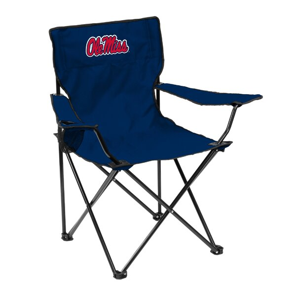 NCAA Quad Camping Chair by Logo Brands Logo Brands