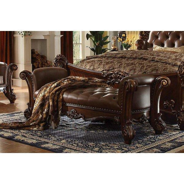 Orizaba Upholstered Bench by Astoria Grand Astoria Grand