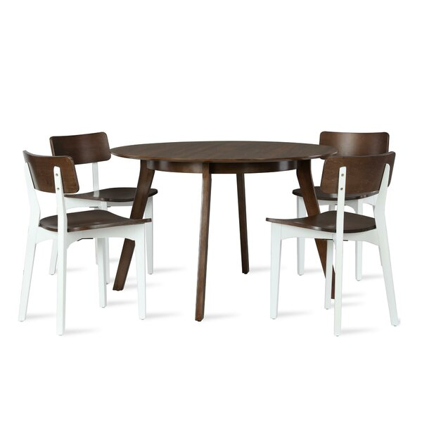 Henley 5 Piece Dining Set by Novogratz