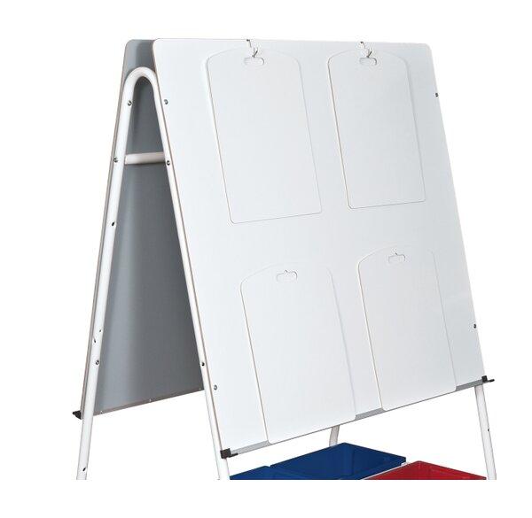 Marker Folding Board Easel (Set of 4) by Best-Rite®