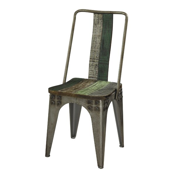 Kalil Side Chair by Beachcrest Home