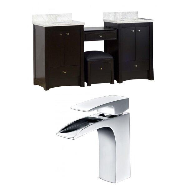 Fianna 69 Double Bathroom Vanity Set