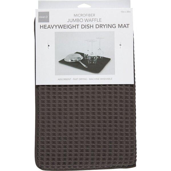 Microfiber Dish Drying Mat by KAF Group