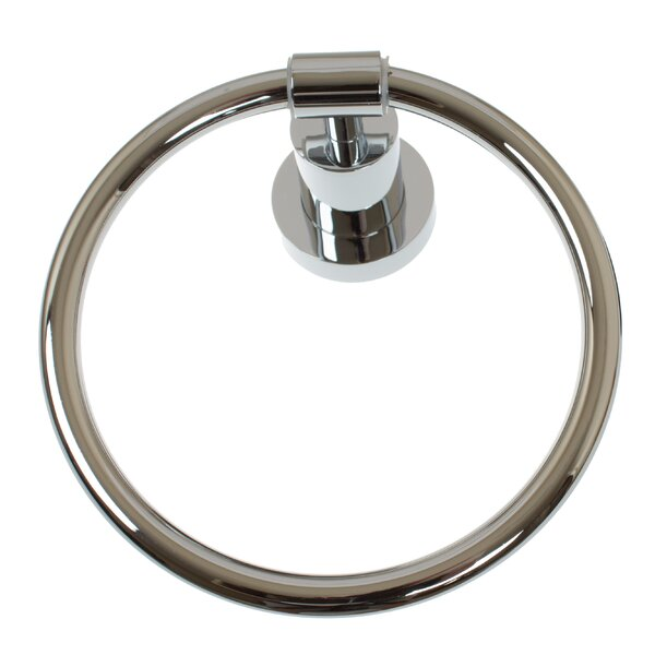Manhattan Towel Ring by GlideRite Hardware