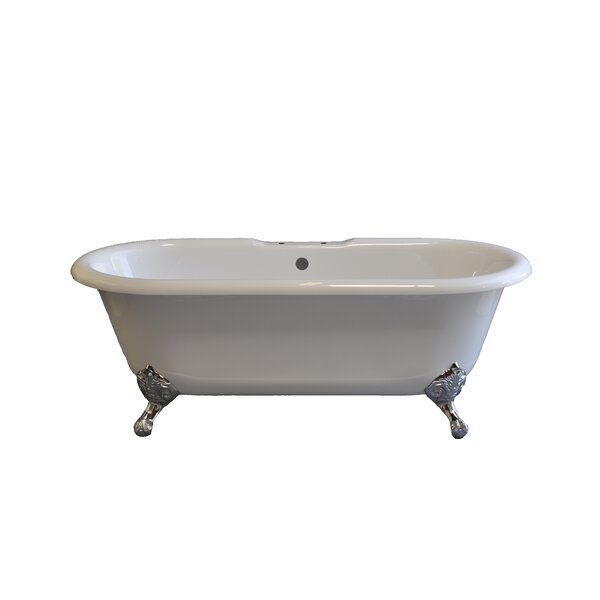 Arcadia 66 x 31 Soaking Bathtub by Strom Plumbing by Sign of the Crab