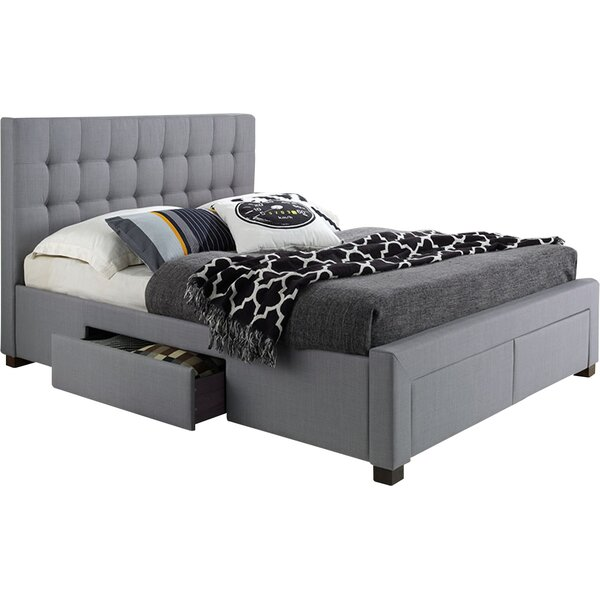 Morrilton Upholstered Storage Platform Bed by Three Posts
