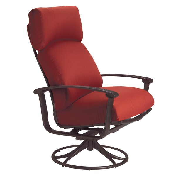 Ovation Patio Chair with Cushion by Tropitone