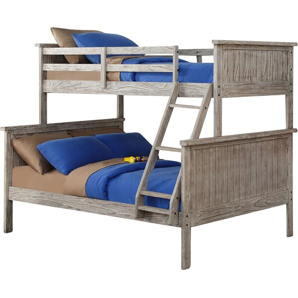 Twin over Full Bunk Bed by Birch Lane™