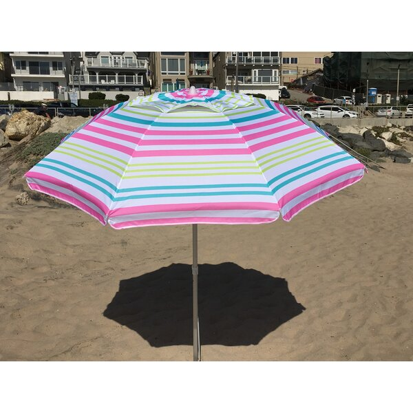 7' Beach Umbrella By Parasol