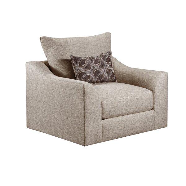 Maysville Swivel Armchair