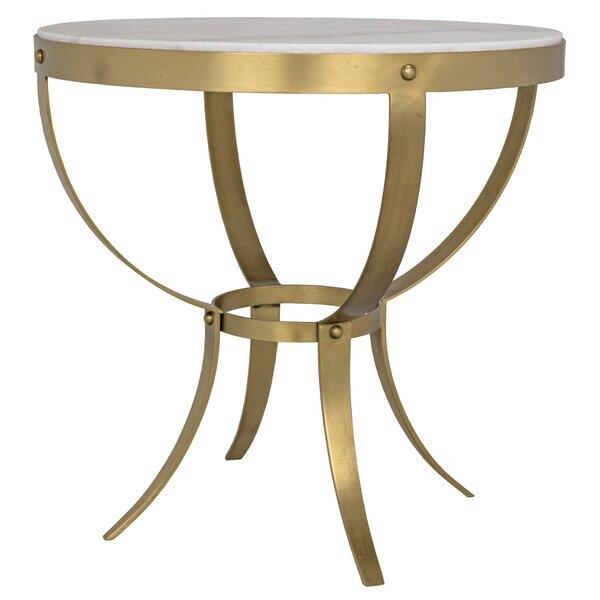 Byron End Table by Noir