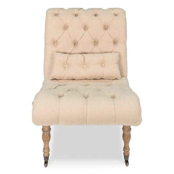 Boudoir Slipper Chair (Set of 2) by Sarreid Ltd