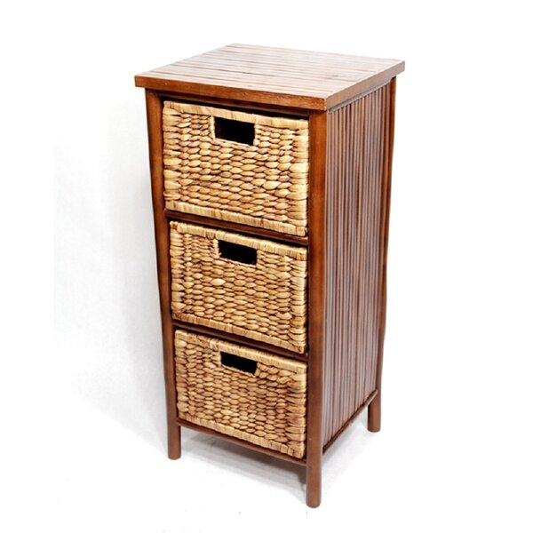 Larocco 3 Drawer Accent Chest by Bayou Breeze Bayou Breeze