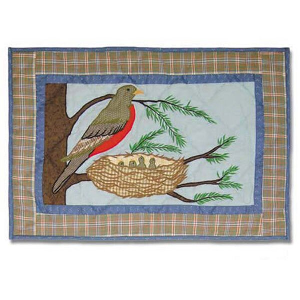 Songbird Placemat by Patch Magic