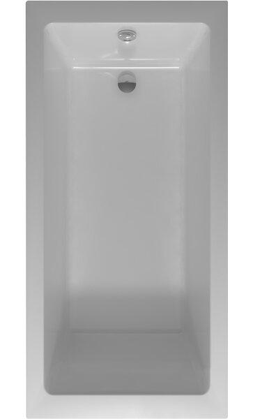 Drop In or Alcove Bathtub 36 x 72 Soaking Bathtub by Fine Fixtures