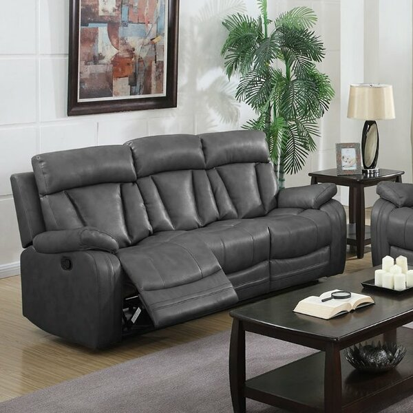 Benjamin Reclining Sofa by Nathaniel Home