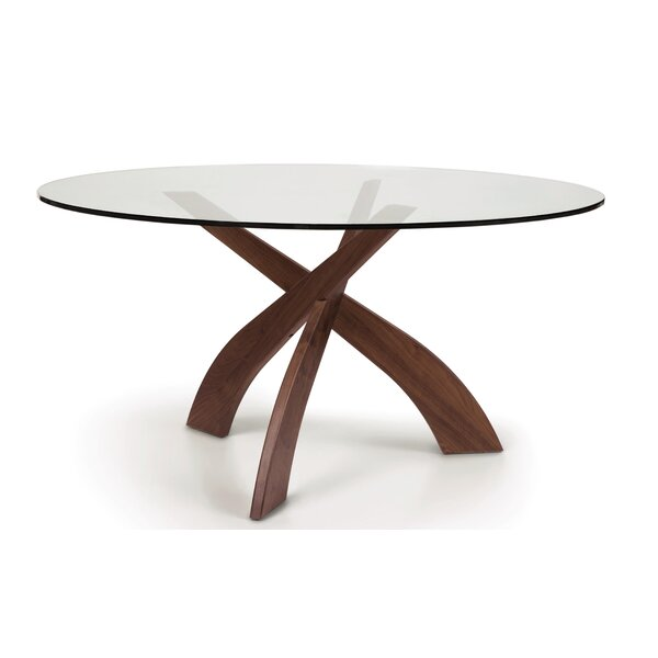 #1 Entwine Dining Table By Copeland Furniture Savings