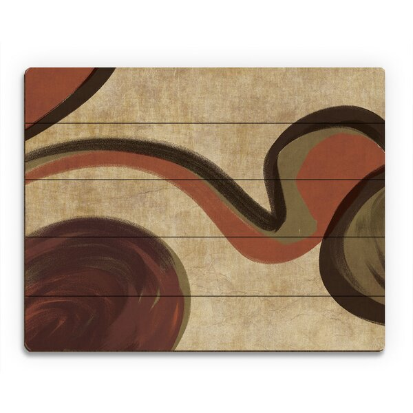 Capeberry Beats Painting Print on Plaque by Click Wall Art