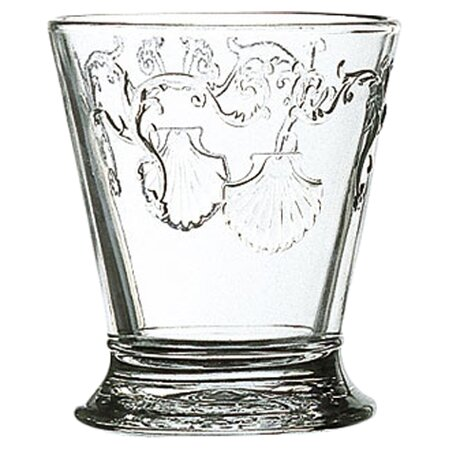 Versailles 9-ounce Versailles  Tumblers (Set of 6) by La Rochere