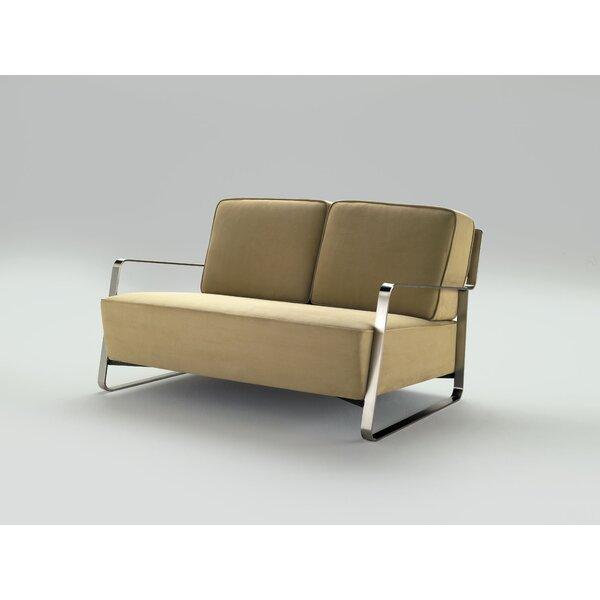 Get Great Fiji Genuine Leather Sofa by YumanMod by YumanMod