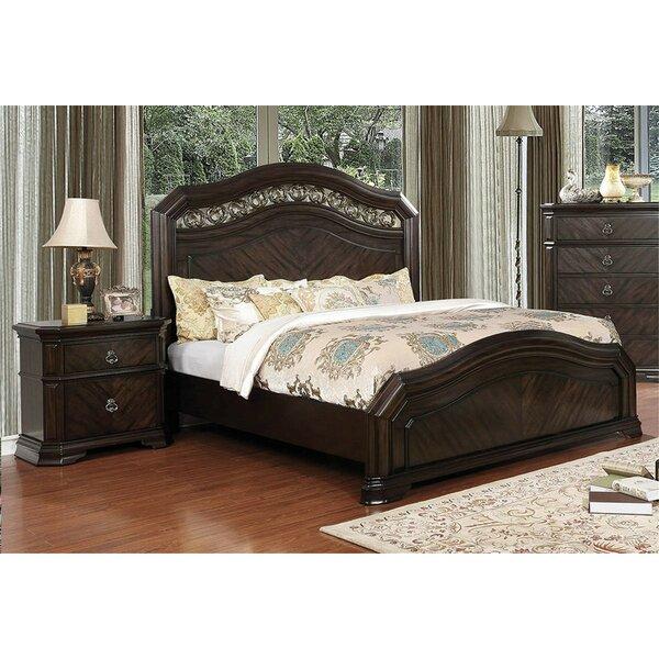 Robert Standard Bed By Fleur De Lis Living
