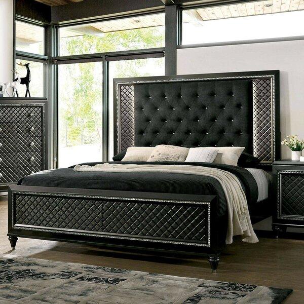 Mccready Tufted Standard Bed by Rosdorf Park Rosdorf Park