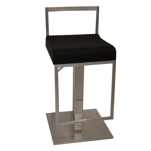 Adjustable Height Bar Stool by Pangea Home