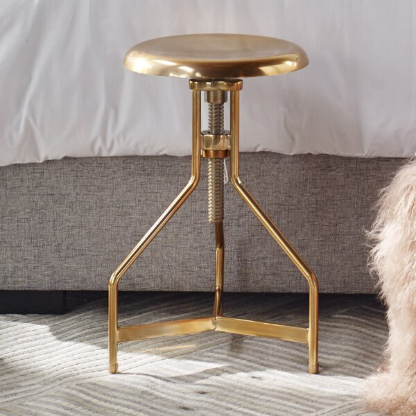 Berglund Accent Stool by Brayden Studio