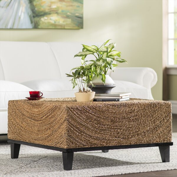 Wilmer Coffee Table by Beachcrest Home Beachcrest Home