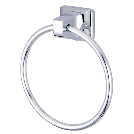 Americana Wall Mounted Towel Ring by Kingston Brass