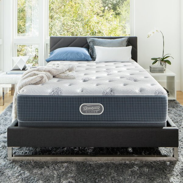 Beautyrest Silver 12 Medium Innerspring Mattress by Simmons Beautyrest