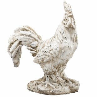 Best French Country Rooster Statue | Wayfair CD31