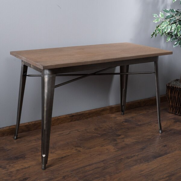 Baxendale KD Console Table by Williston Forge