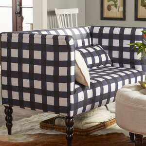 Gaudreau Square Loveseat by Laurel Foundry Modern Farmhouse