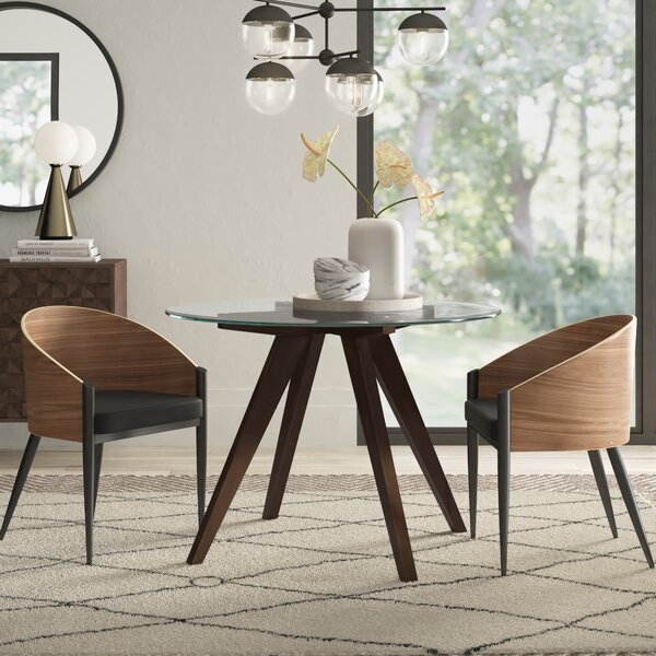 Gobin Dining Table By Mercury Row Great price